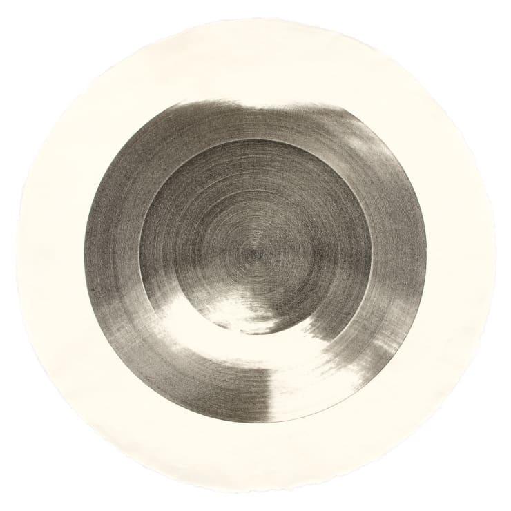 Ben Snell G53 Dorna #013, 2020 Ink on Paper 22 x 22 in 55.9 x 55.9 cm