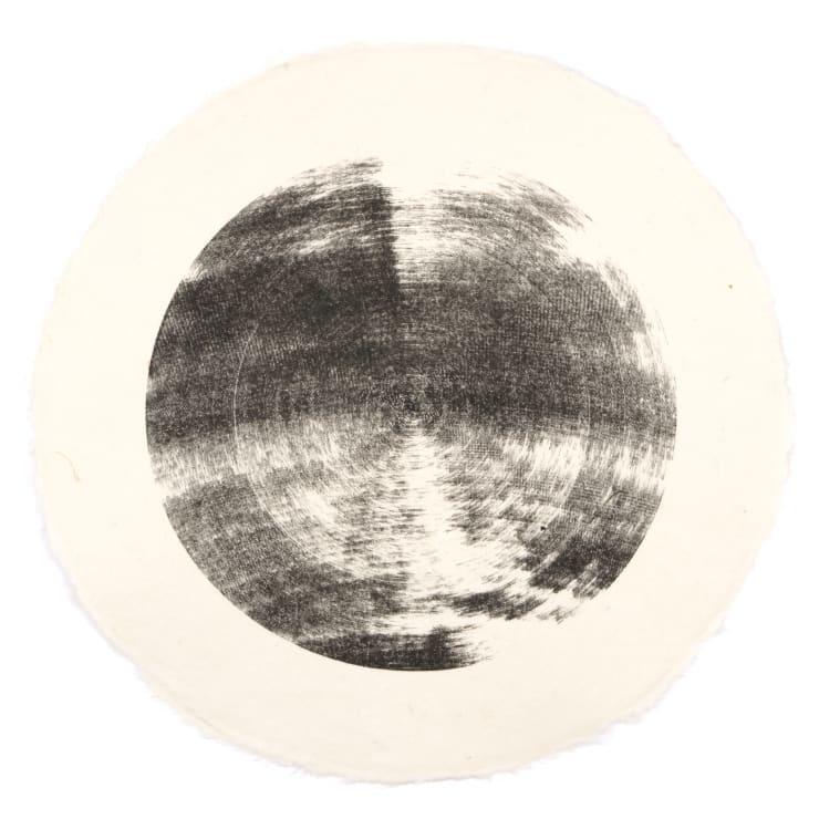 Ben Snell G53 Dorna #014, 2020 Ink on Paper 11 3/4 x 11 3/4 in 29.8 x 29.8 cm