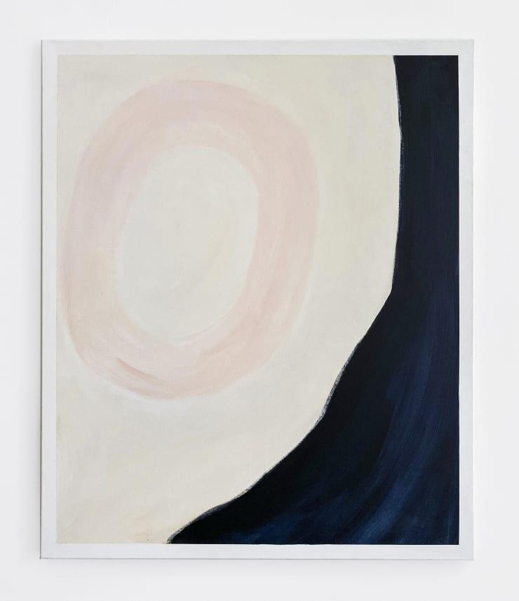Hydra, 2019 Acrylic on canvas 120 x 100 cm