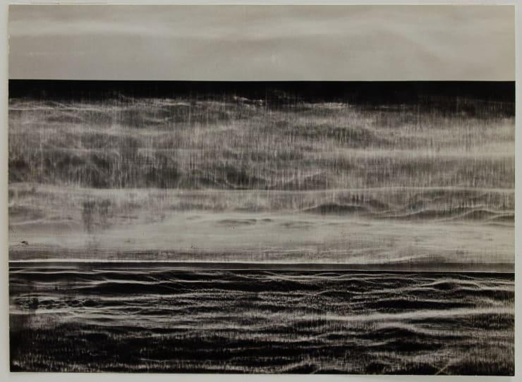 Barbara Morgan (1900-1992), Light Waves, 1945