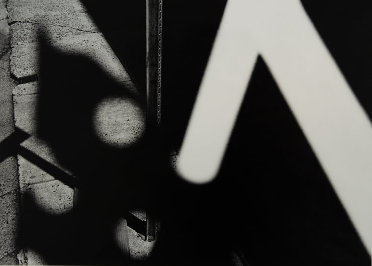 "Ray K. Metzker (1931-2014), 80 CQ-32 (Spring Tingle), from ""Pictus Interruptus"", 1980"