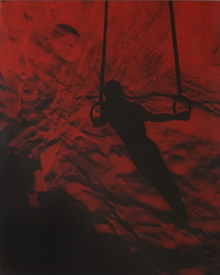 Eve Sonneman (1946), Rings in Space, 1988