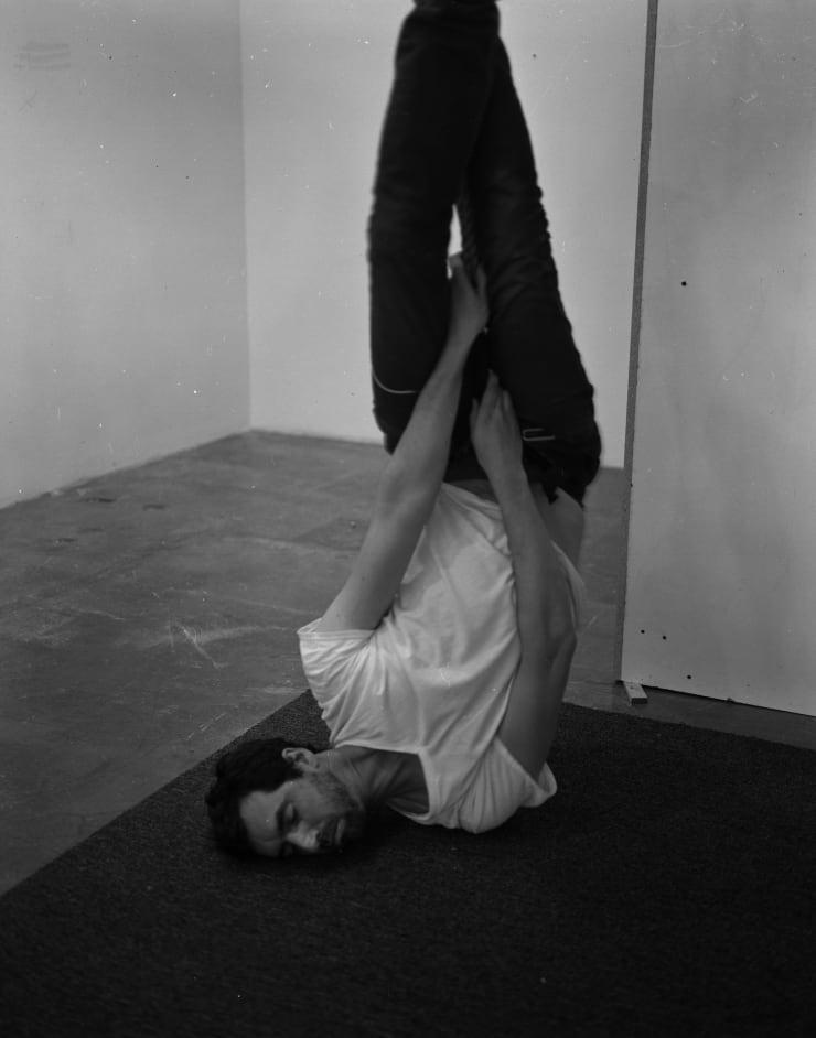 Adam Putnam, Untitled (neck I), 2014