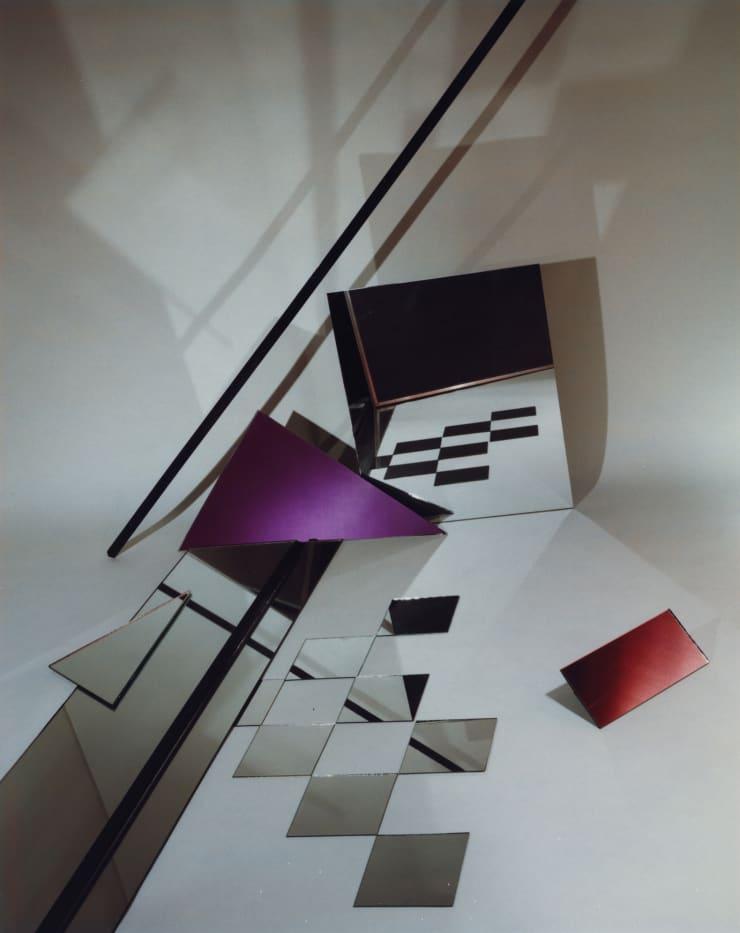 Barbara Kasten (1936), Construct VIII-A, 1981