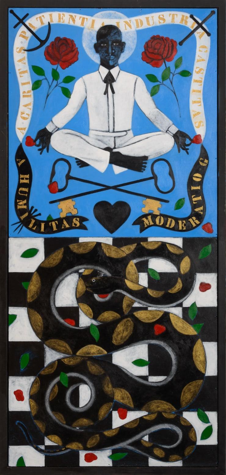 Abe Odedina, 7 heavenly Virtues , 2018