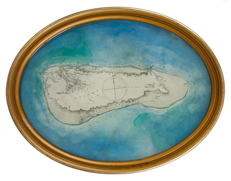 Shiraz Bayjoo, Aldabra No. 2 (Oceans Miniatures series), 2016