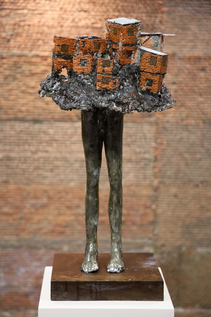 Cesar Cornejo, Cristos del Alma 3, 2020