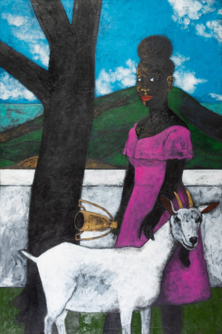 Abe Odedina, In praise of the Nigerian dwarf goat, 2019