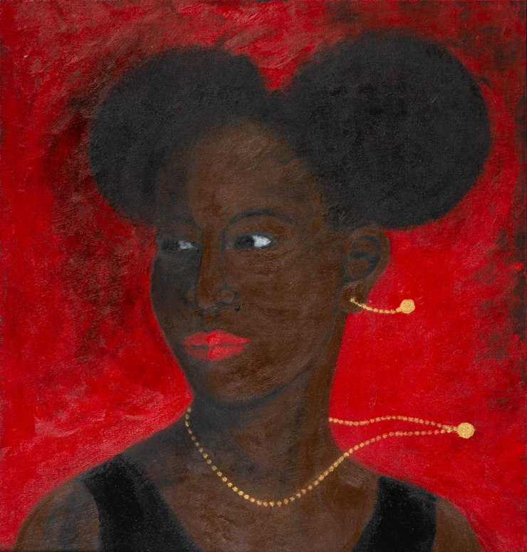 Abe Odedina, Little black dress , 2019