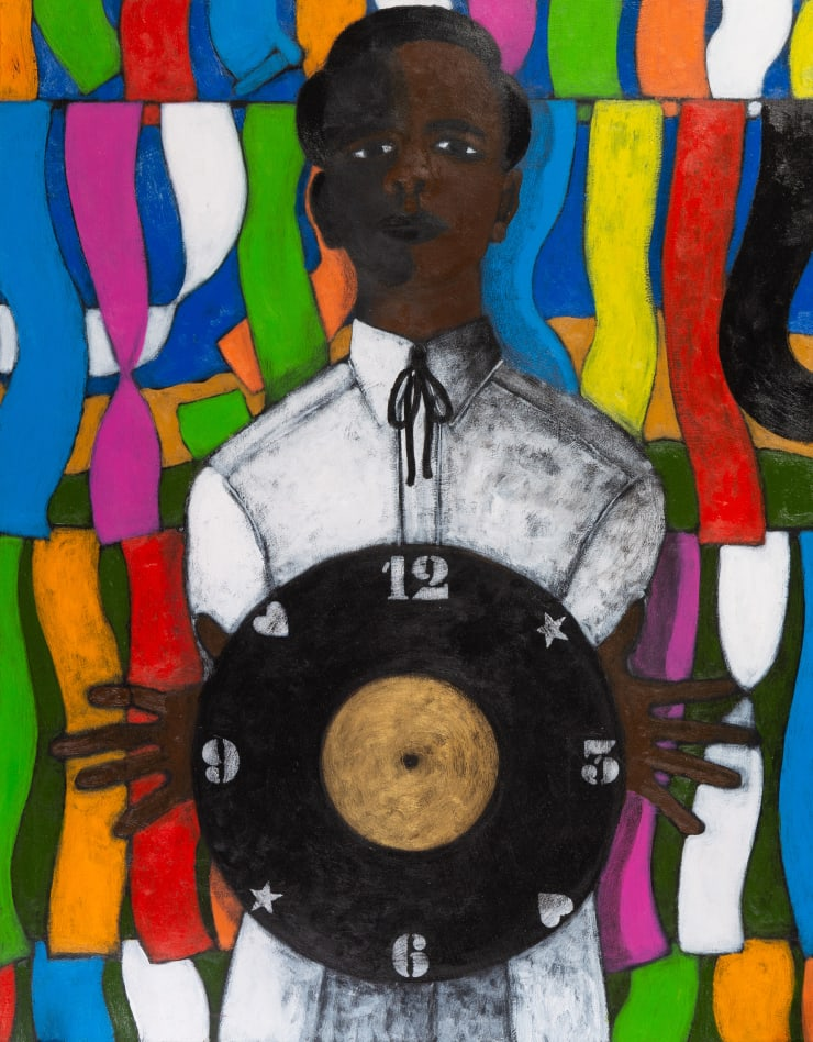 Abe Odedina, Save the Last Dance for Me , 2019