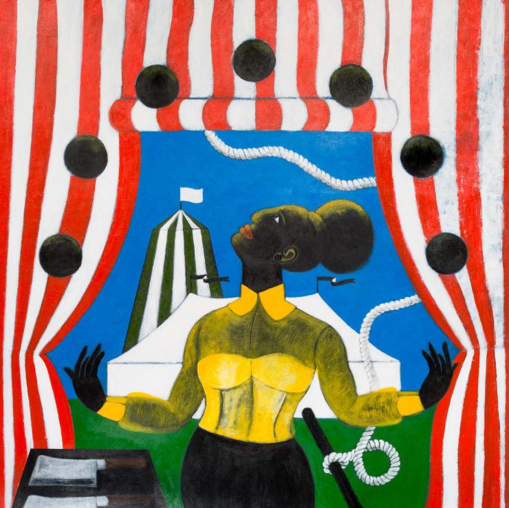 Abe Odedina, Golden Girl, 2017