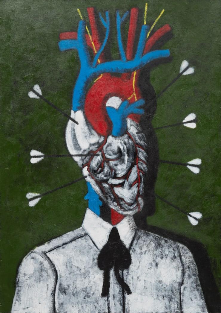 Abe Odedina, Heart and Mind, 2018