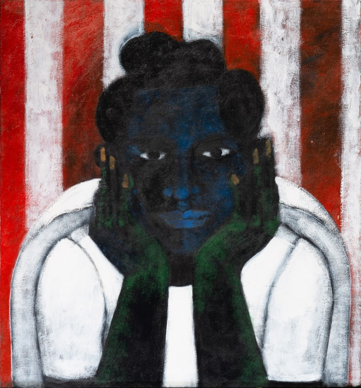 Abe Odedina, Staying Power , 2019