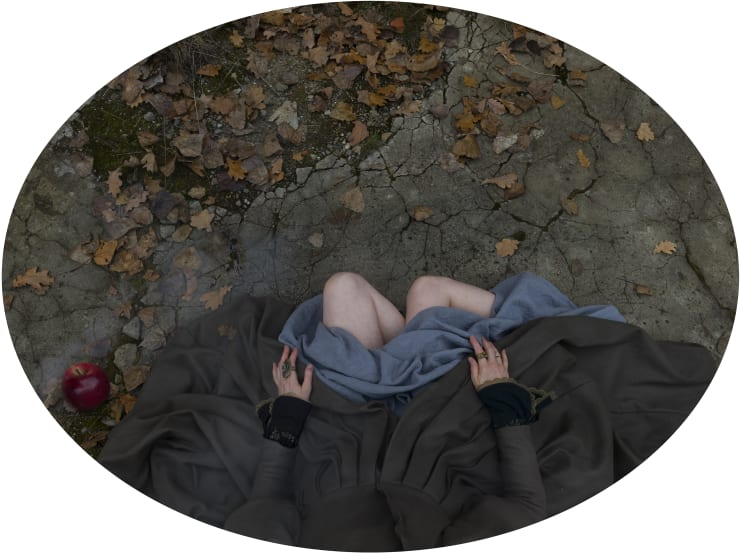 Katerina Belkina The Gift, 2019 Photography 150 x 200 cm 59 1/8 x 78 3/4 in Edition of 3 plus 1 artist's proof Series: Dream Walkers