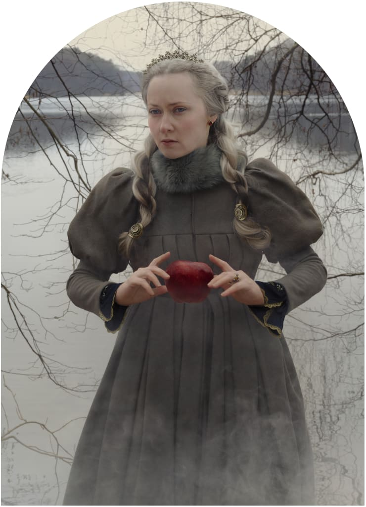 Katerina Belkina Stepmother, 2019 Photography 180 x 130 cm 70 7/8 x 51 1/8 in Edition of 3 plus 1 artist's proof Series: Dream Walkers