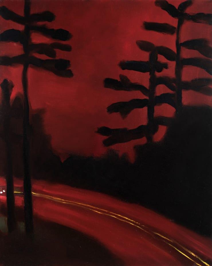 Suzy Murphy, Yellow Lines, 2017