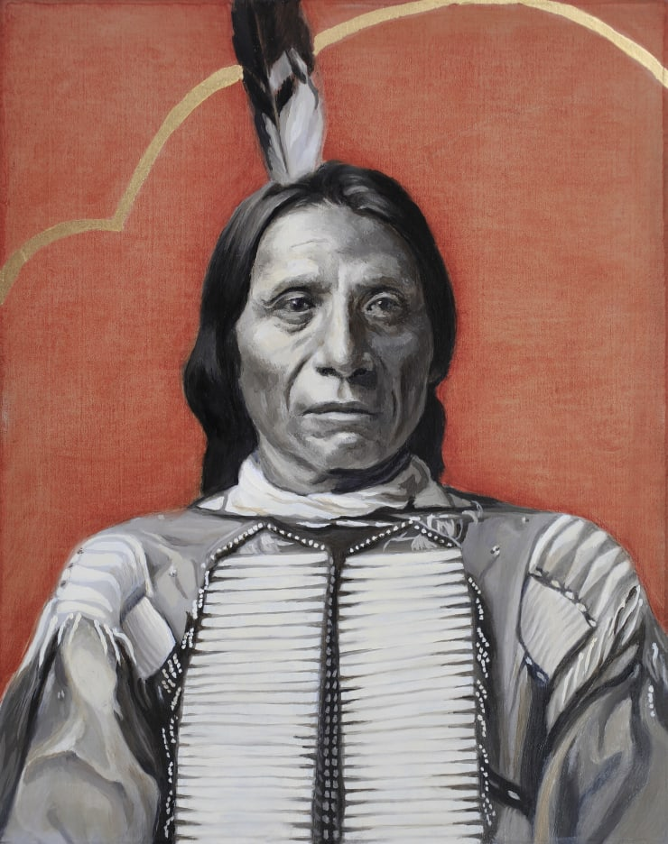 Mary Ross Buchholz, RED CLOUD