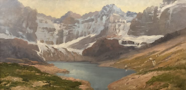 John Fery, Cracker Lake