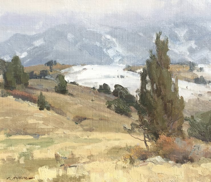 Clyde Aspevig, Paradise Valley, Deep Creek Road