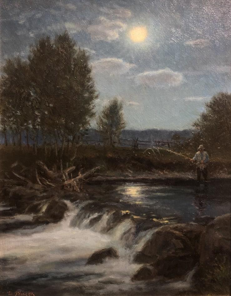 Lee Stroncek, Gallatin Nocturne