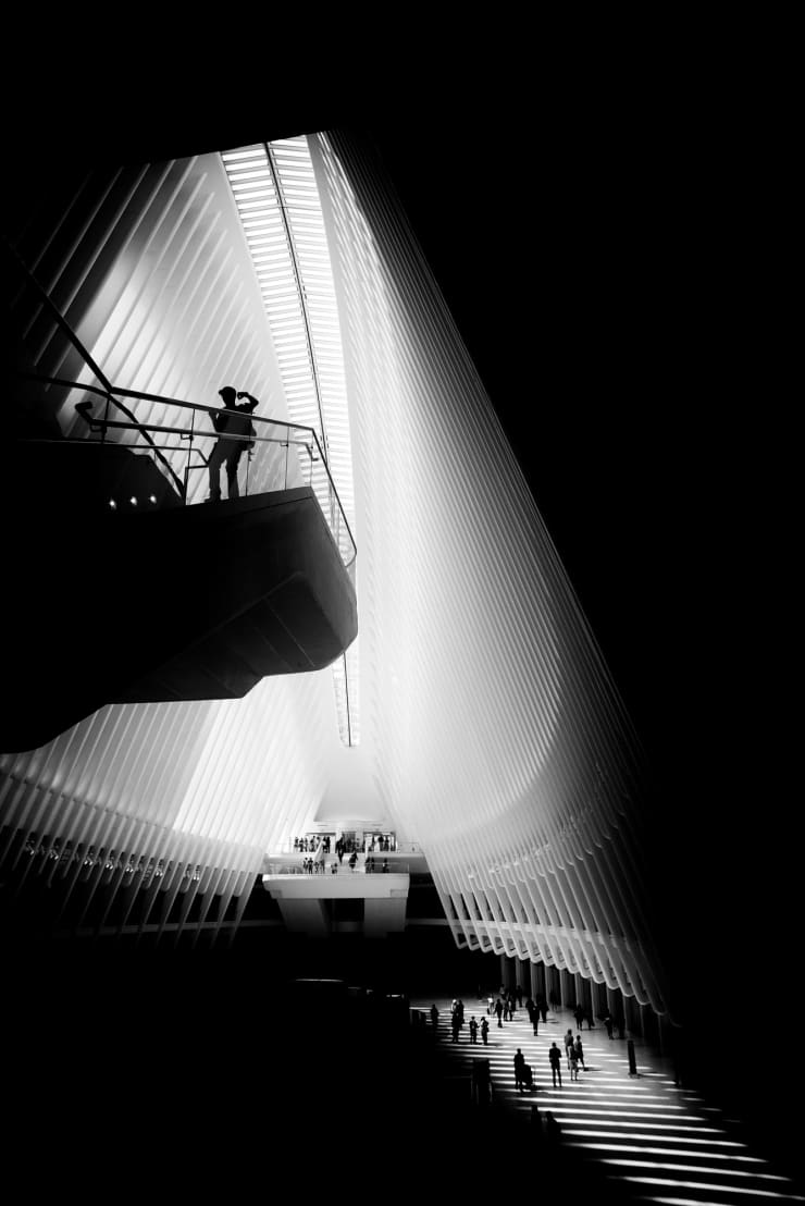 PHIL PENMAN, The Oculus, New York, 2019