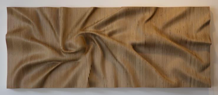Cha Jongrye Expose Exposed 160502, 2018 White Birch Plywood 60 x 150 x 20 cm 23.5 x 59 x 7.5 in