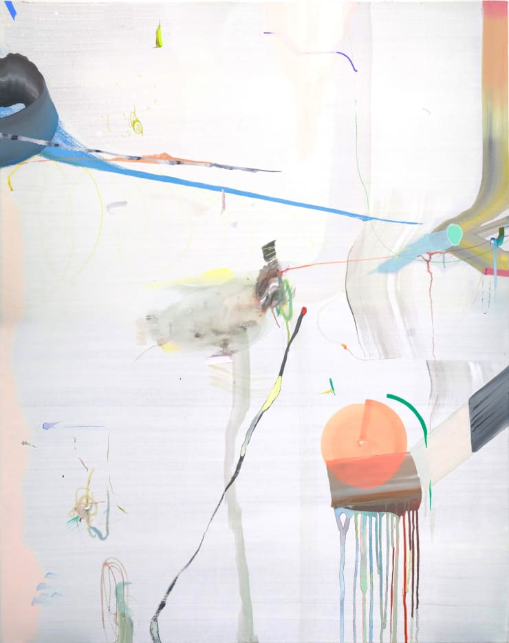 Qingzhen Han, Chatter with light, 2019