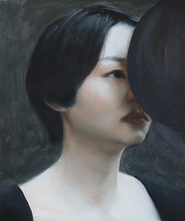 Ruozhe Xue, Black ball, 2019