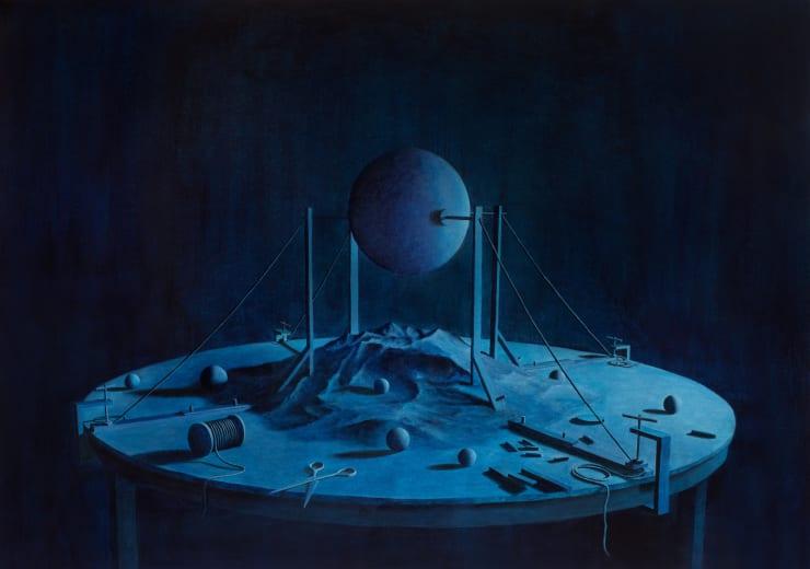 Levi van Veluw, Wedged sphere, 2020