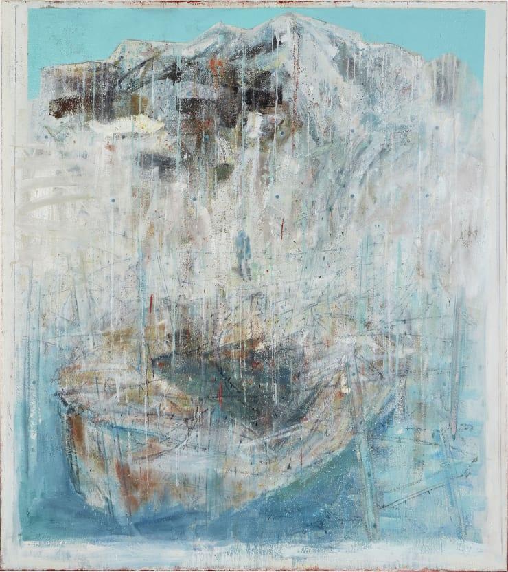 Cesare Lucchini, La barca è vuota, 2017