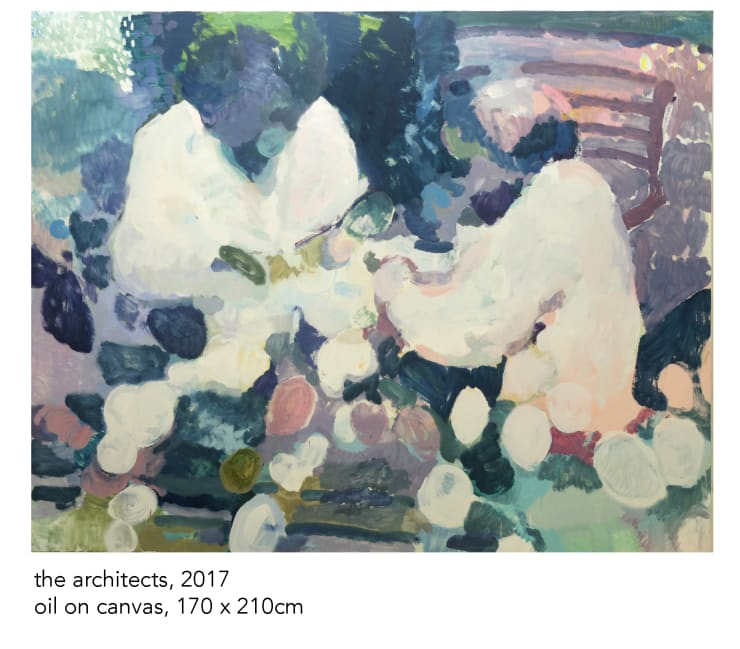 Tim Braden, The Architects, 2017
