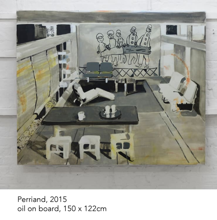 Tim Braden, Perriand, 2015