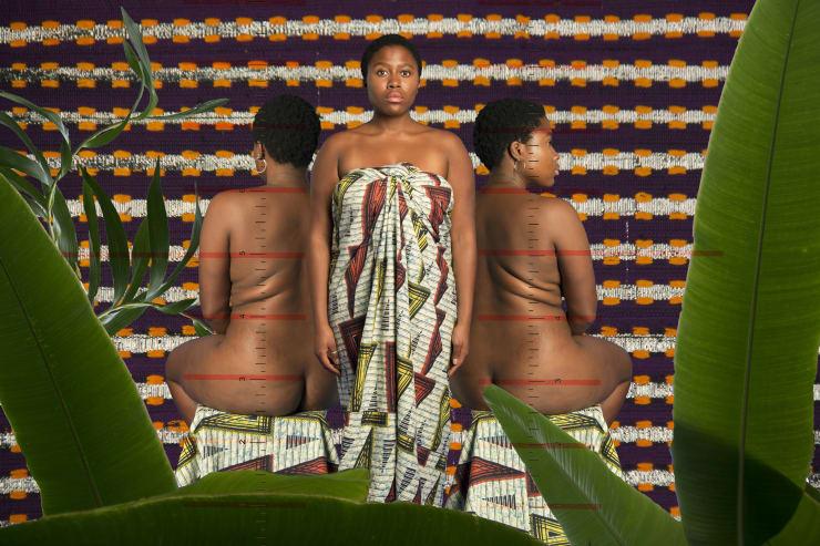 Tayo Adekunle, Reclamation of the Exposition #3, 2020