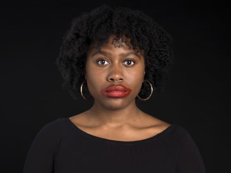 Tayo Adekunle, Two Women (2/2), 2019