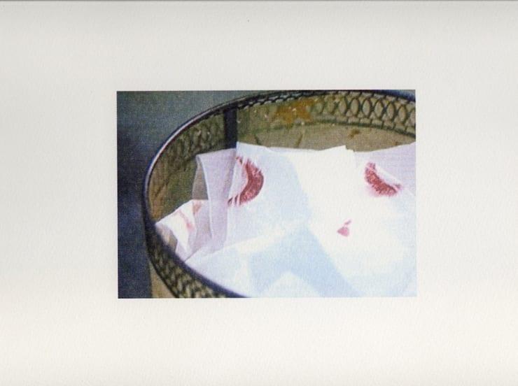 Rachel Lancaster, Lipstick, 2008