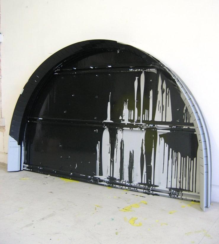 Paul Merrick Untitled (Black Arc), 2008