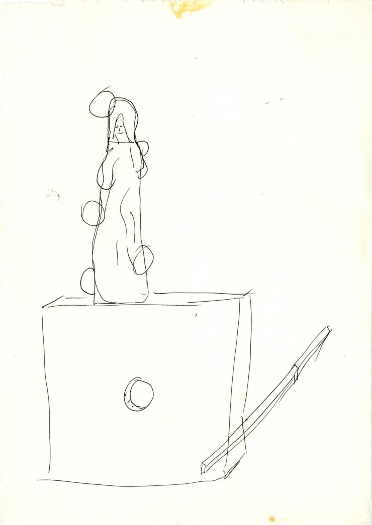 Eric Bainbridge Untitled, 1987
