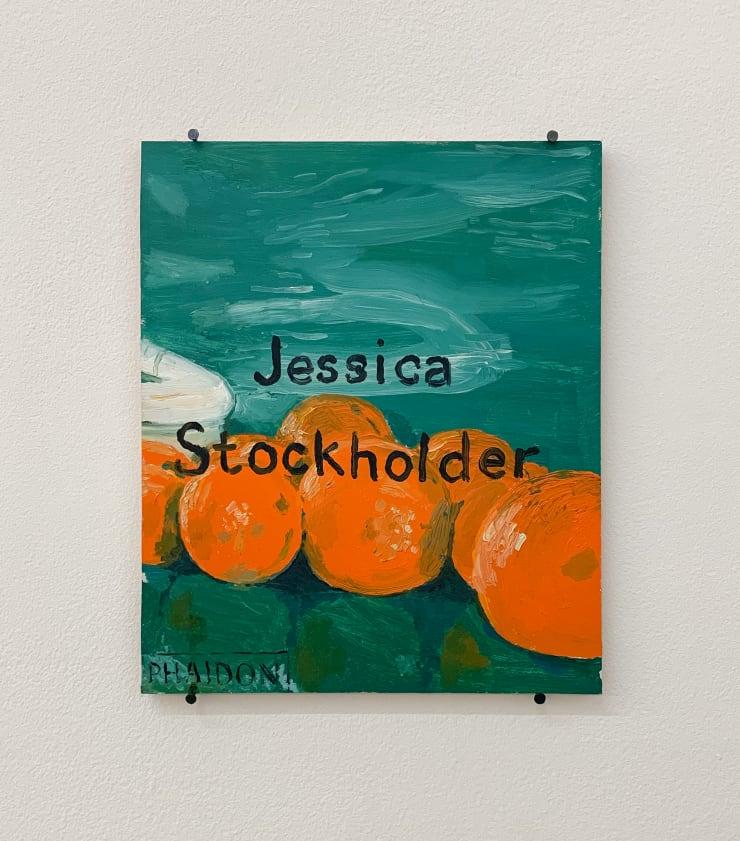 Magnus Quaife, Untitled - Jessica Stockholder