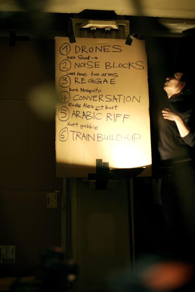 Matt Stokes, Cantata Profana (Production images), 2010