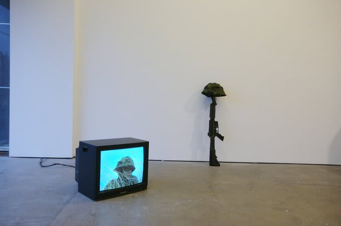 Cecilia Stenbom Search and Destroy / A Million Miles From Home, 2010