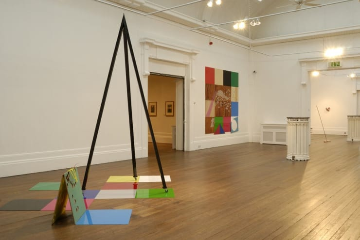 Jennifer Douglas, FANTASTICA, Installation View, 2008