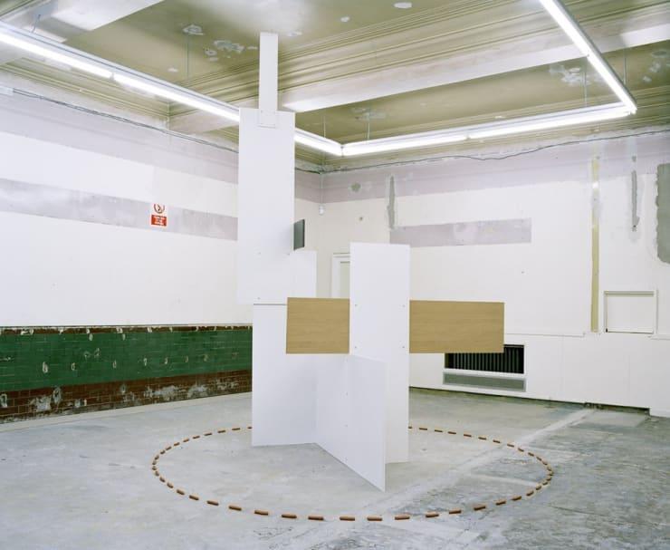Eric Bainbridge Postwurstendung, 2008