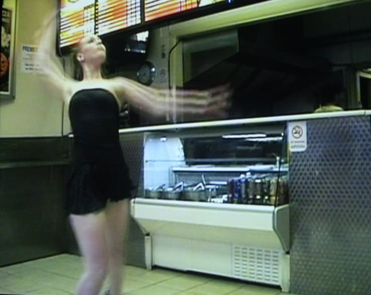 Sophie Lisa Beresford Pizza Shop Dance, 2008