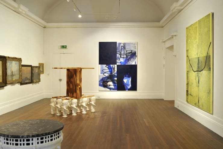 Mike Pratt, 'Nice Paintings' Grundy Art Gallery, Blackpool, UK. 28th May - 23rd July, 2011