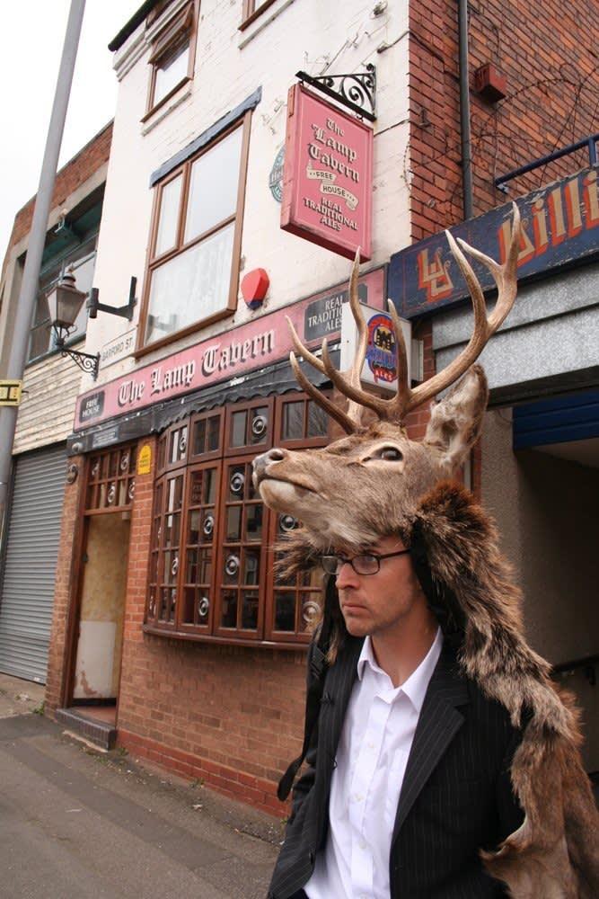 Marcus Coates, Pub Shaman, 2007