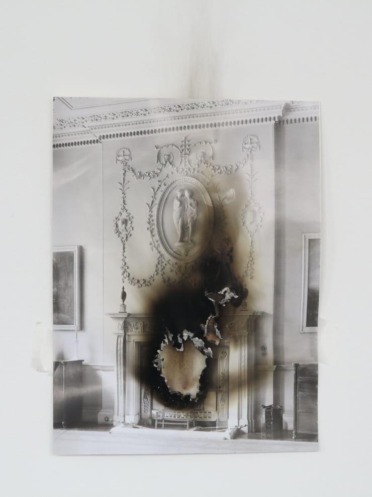 Catherine Bertola, Sad Bones (Unknown Interior #3), 2013