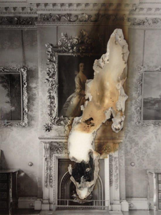 Catherine Bertola, Sad Bones (Studley Royal), 2013