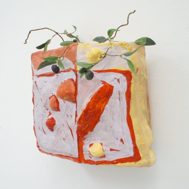 Mike Pratt, Terracotta Olive, 2013