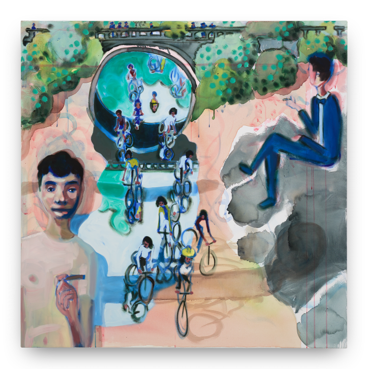Miko Veldkamp, The Narrators, 2021