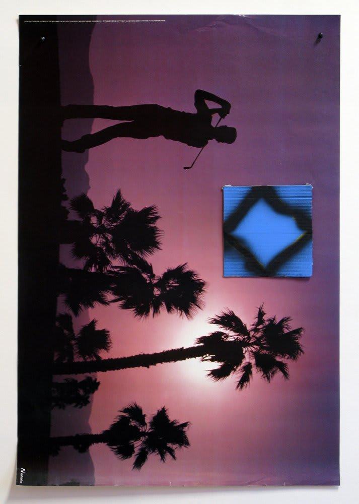 Dan Arps Empty Set (#1), 2008